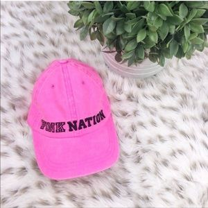 Victoria's Secret PINK Nation Sunkissed Hat